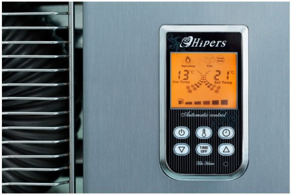 Hipers heater control